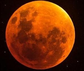 Eclipse Totale de Lune @ Route de la Thene: Environ 300 mètres après la télécabine de départ. | Crozet | Auvergne-Rhône-Alpes | France
