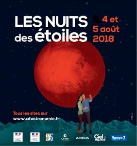Nuit des Étoiles 2018 @ Fort L'Ecluse | Léaz | Auvergne-Rhône-Alpes | France