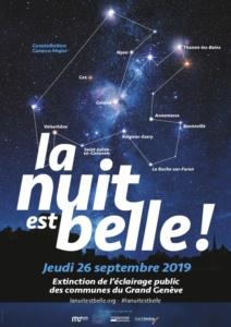 La Nuit est Belle @ FERNEY VOLTAIRE: Parc de la Tire